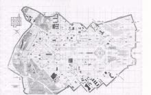 Карта запланированных сносов на ВВЦ